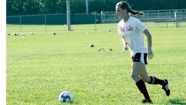 Erin Brophy '14 is a natural talent