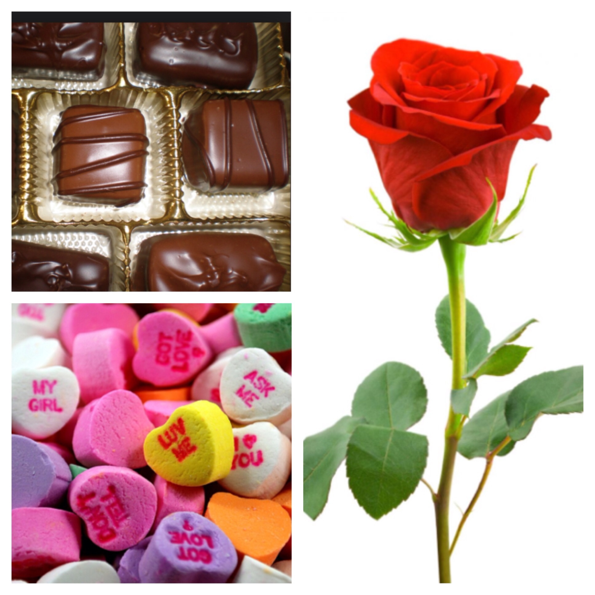 SHELLING OUT: Flowers, Chocolates, And Candy Hearts Are Some Of The  Stereotypical Items