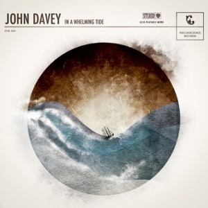 A WHELMING TIDE: Local artist John Davey's album art. His music can be found at his site on bandcamp.com.