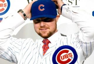 Jon Lester Cubs