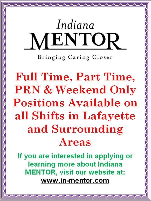 Indiana Mentor